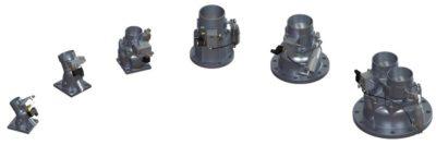 Впускной клапан VMC серии RB